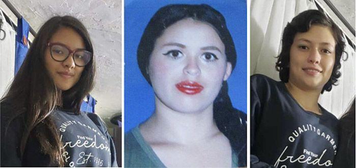 En Manizales hace 8 días tres mujeres están desaparecidas