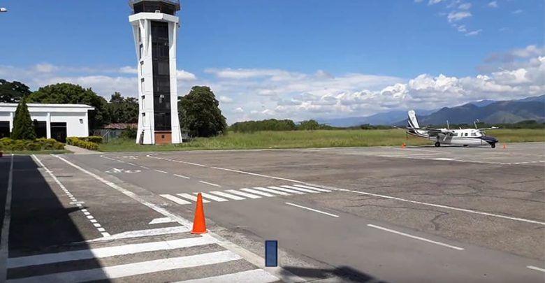 Avanza proceso de reactivación para otra clase de vuelos en el Aeropuerto Santa Ana de Cartago