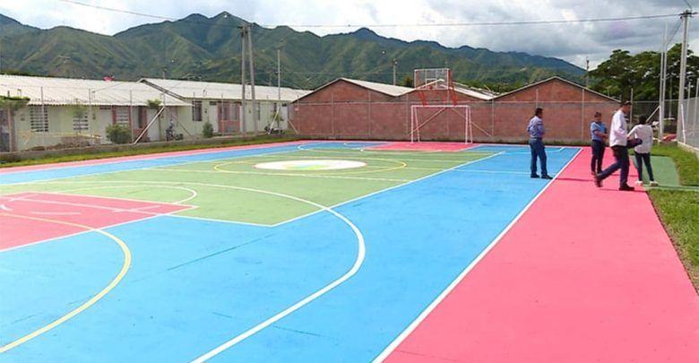 Roldanillo contará con una cancha múltiple y un parque biosaludable en San Bosco