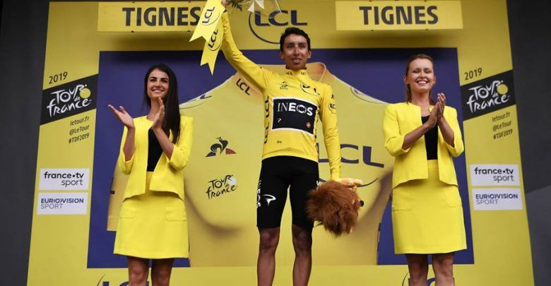 Photo of ¡Egan Bernal es líder del Tour de Francia!