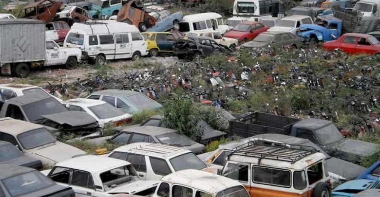 Piden a propietarios de vehículos siniestrados agilizar trámite de chatarrización y cancelación de matrícula