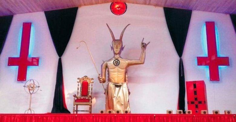 Revive la polémica por  cierre del templo a Lucifer en el Quindío