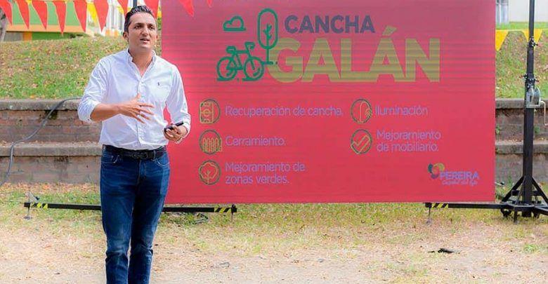 Más de 14 parques serán remodelados en Pereira