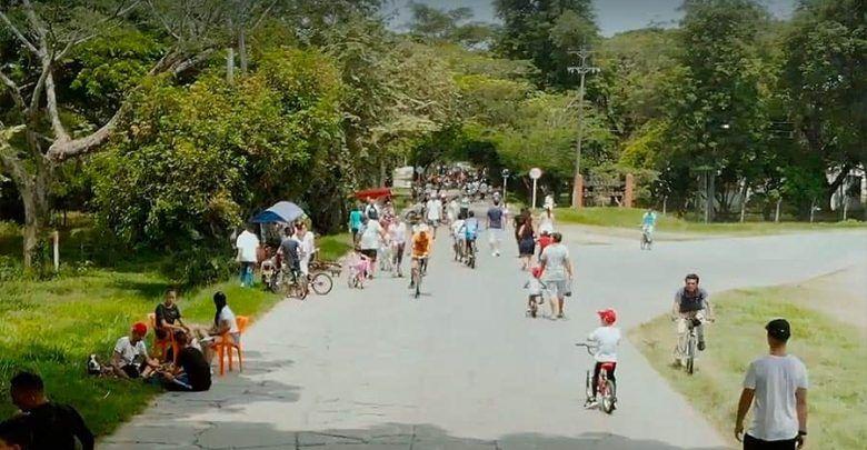 Este domingo 8 de septiembre no habrá Ciclovía en Cartago