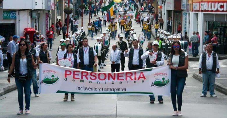 Hoy viernes se realizará el desfile de los Derechos Humanos en Manizales