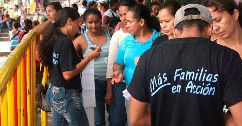 Photo of Definidas fechas para el pago de septiembre y agosto de Más Familias en Acción