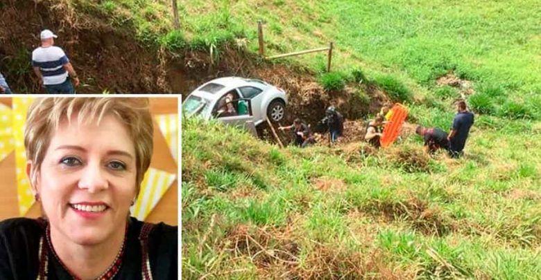 Falleció en accidente de tránsito la abogada y profesora Esneda González