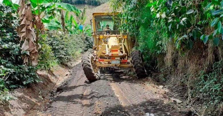 Dos derrumbes se presentaron en zona rural de Dosquebradas