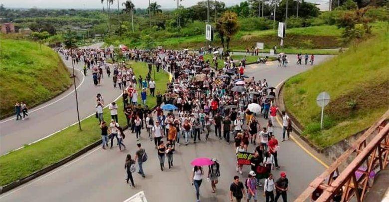 Estudiantes de la UTP marcharán en Pereira