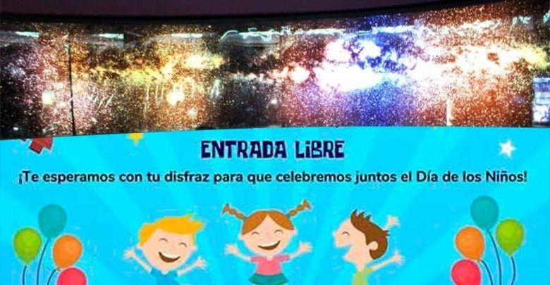 Hoy se celebra el Día de los Niños y las Niñas en el Museo Departamental de Ciencias Naturales