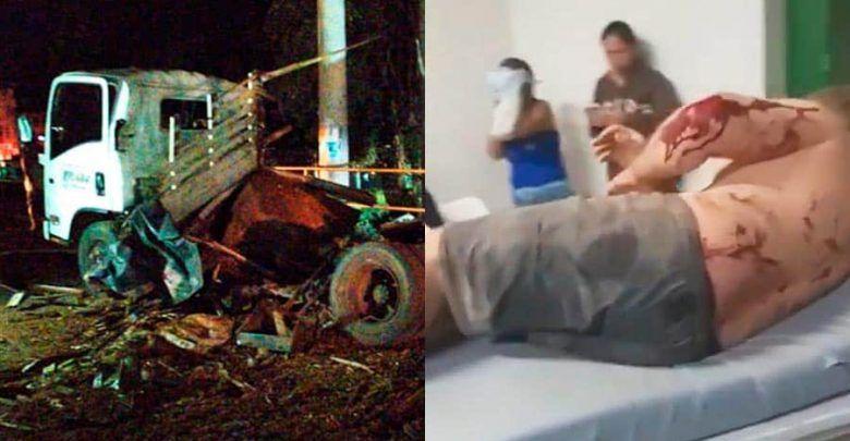 Explosión de camión bomba en estación de policía de Santander de Quilichao