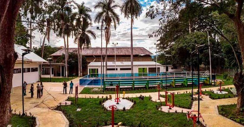 Lista primera fase de remodelación del Parque de la Isleta en Cartago