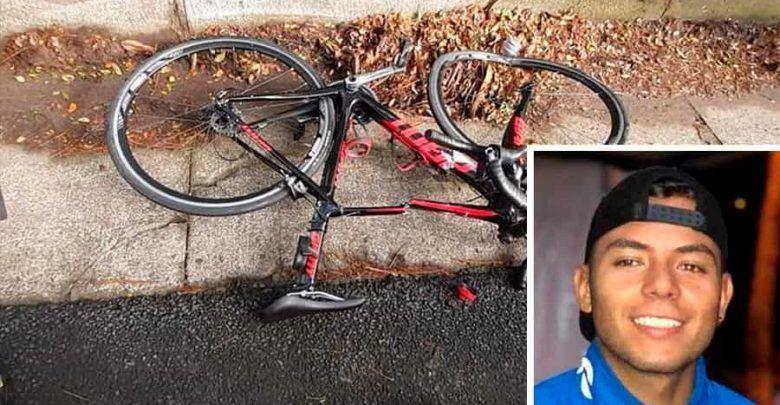 Joven ciclista pierde la vida en trágico accidente en la vía Cerritos – Pereira
