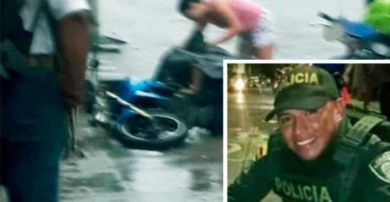 Agente de policía fue asesinado en Cartago