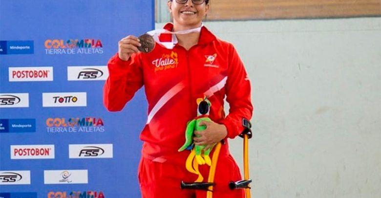 Con bronce arrancó participación del Valle en los Juegos Paranacionales