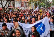 Jornada de protestas contra la crisis y la brutalidad policial
