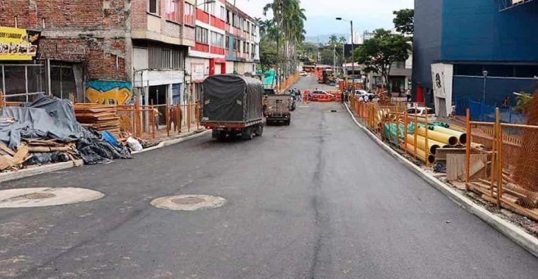 Inauguración de la Avenida San Jerónimo de Pereira no será este año