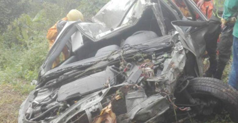 Fatal accidente en Quindío
