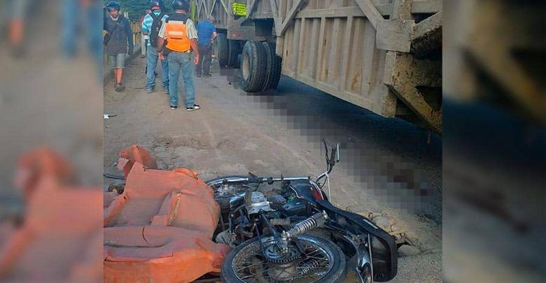 Hombre falleció en accidente con tren cañero en el Puente Guayabal