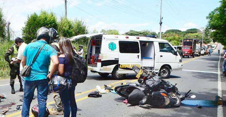 Pereira cuenta menos accidentes fatales en las vías esta navidad