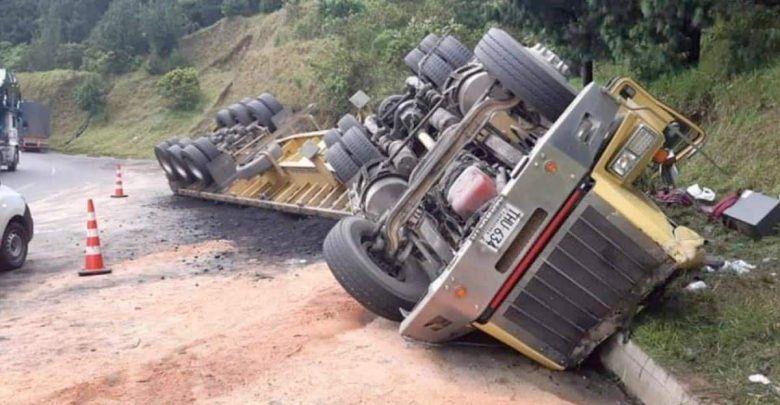 Accidente en La Linea deja una persona muerta