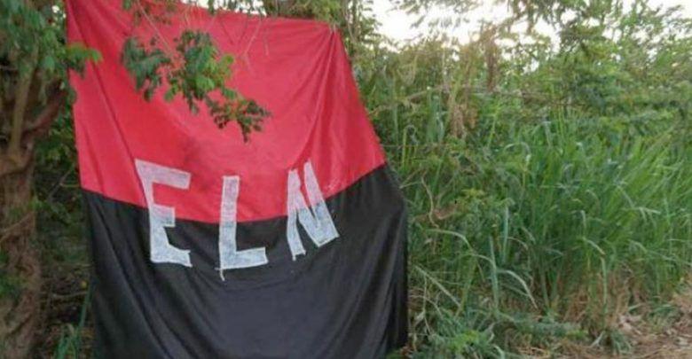 Desactivan artefacto explosivo con bandera del ELN en Mistrató