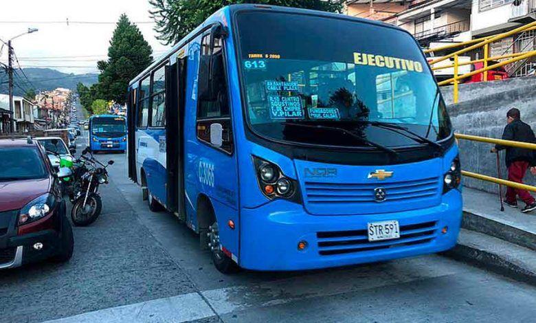 Transportadores piden que aumente la tarifa del transporte público