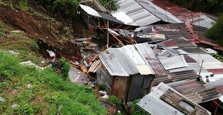 Emergencia por fuertes lluvias en Risaralda