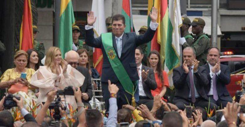 Mandatarios de Risaralda se posesionaron en sus cargos