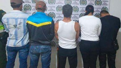 Photo of Cinco capturas en Caldas por presunta minería ilegal