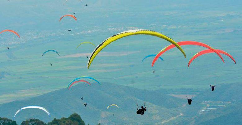 Se llevará a cabo el British Winter Open de Parapente en Roldanillo