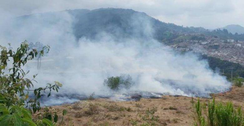 Temporada seca prende las alertas en Caldas