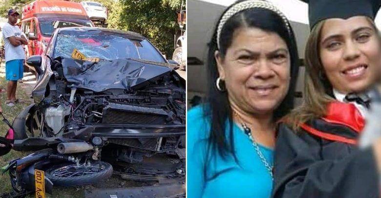 Dos mujeres mueren en accidente en la vía Mediacanoa – Buga