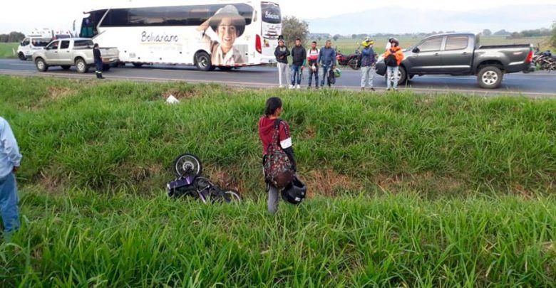 Asesinaron a hombre en la vía Buga-Guacarí