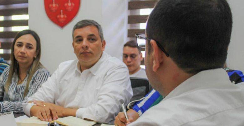 Alcalde de Cartago presidió su primer Consejo de Gobierno