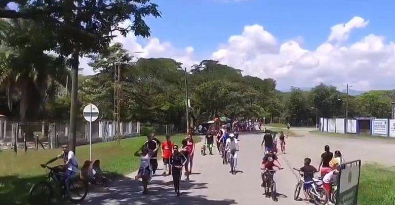 Reactivan la ruta tradicional de la ciclovía en Cartago