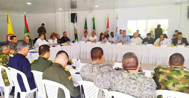 Primer Consejo de Seguridad Departamental se realizó en Tuluá