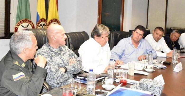 200 soldados custodiarán la frontera con el Chocó