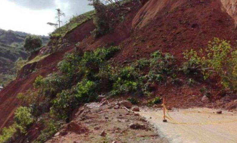 Nueve municipios de Risaralda en riesgo por deslizamientos
