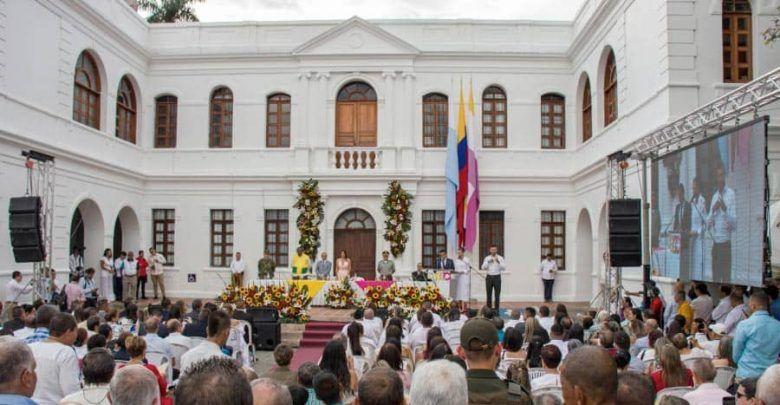 Estos son los funcionarios que conforman el gabinete del alcalde Víctor Alfonso Álvarez