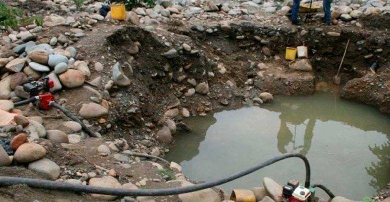 Tres personas se encuentran atrapadas en una mina en Caldas