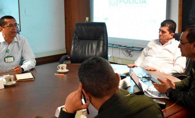 Autoridades de Risaralda dan parte de tranquilidad ante amenaza de paro armado del ELN