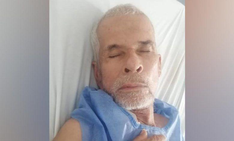 Photo of Adulto mayor en condición de abandono busca sus familiares en Cartago