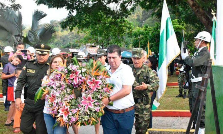 Celebraron 53 años de vida político-administrativa de Risaralda