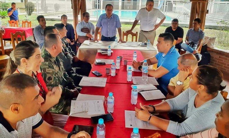 Entidades de seguridad de Cartago participan del Plan de Desarrollo