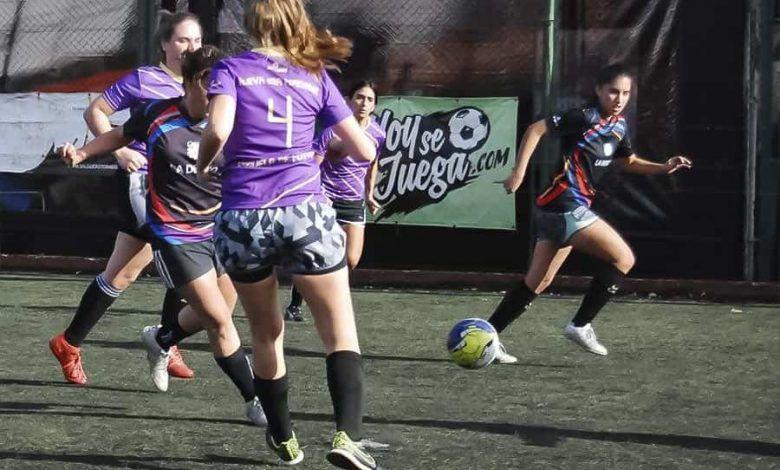 Torneo Femenino de Fútbol 5 por la NO violencia hacia la Mujer en Cartago