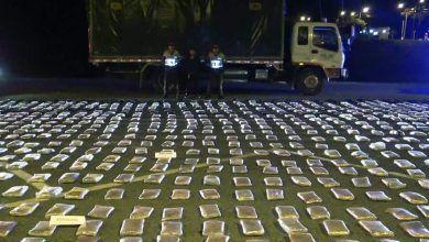 Photo of En la vía Cartago – Pereira se incautaron cerca de 900 kilos de marihuana y coca