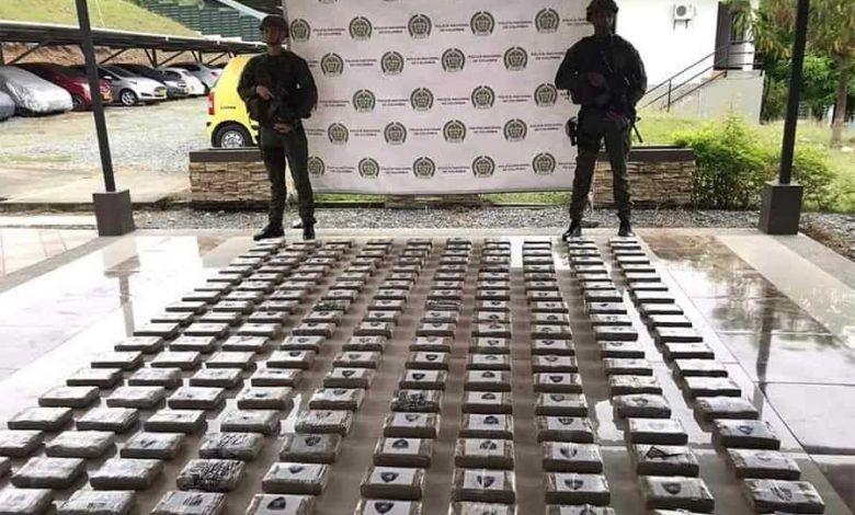 Incautan más de 200 kilos de cocaína en La Victoria
