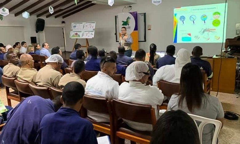 UES Valle hace seguimiento a casos reportados de Dengue