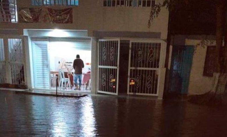 30 barrios de Jamundí afectados por las fuertes lluvias